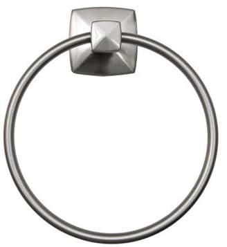 Design House 580829 Perth Towel Ring, Satin Nickel