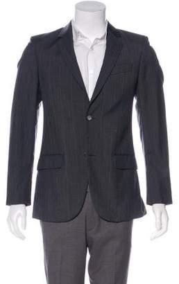 Alexander McQueen Wool & Mohair Blazer