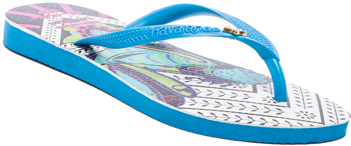 Havaianas x Mara Hoffman Rays Slim Sandal