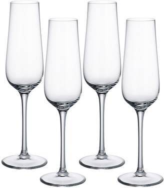 Villeroy & Boch Purismo Specials Champagne Glass (Set of 4)