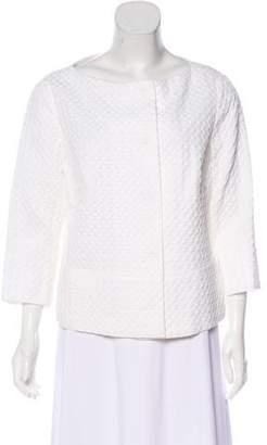 Akris Lightweight Patterned Jacket