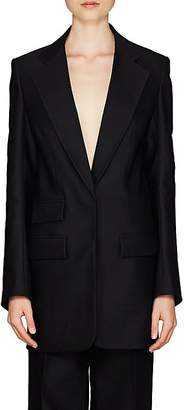 Chloé Women's Virgin Wool-Blend Suiting Twill Boyfriend Blazer