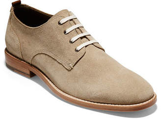 Cole Haan Men's Feathercraft Suede Oxford Shoes