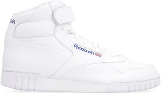Reebok Ex-o-fit High-top Leather Sneakers