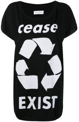 Faith Connexion Cease Exist T-shirt