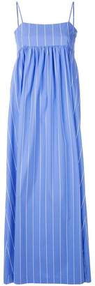 Cavallini Erika long striped dress
