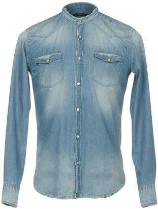 Messagerie Denim shirts - Item 42658106