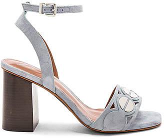 Lola Cruz Embellished Heel