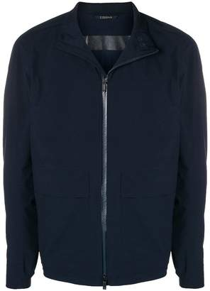 Ermenegildo Zegna high neck jacket