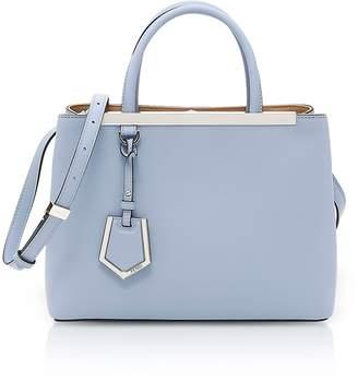 Fendi Petite 2 Jours Satchel Bag