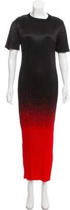 Alexander Wang Maxi Pleated Dress