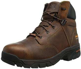 Timberland Men's Helix 6 Inch Titan Safety Toe Work Boot