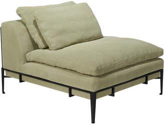 OKA Norga Armless Chair - Laurel