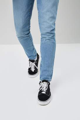 Forever 21 Zip-Fly Skinny Jeans