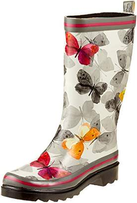 Beck Women's Schmetterling Wellington Boots