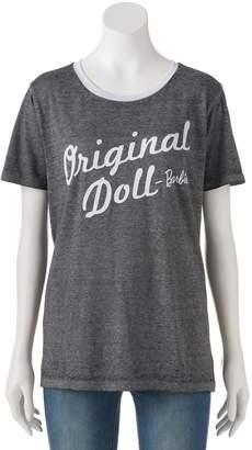 """Juniors' Barbie """"Original Doll"""" Graphic Tee"""