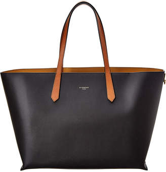 Givenchy Medium Gv Leather Shopper Tote