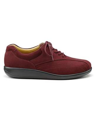Hotter Tone Extra Wide Lace Up Shoe