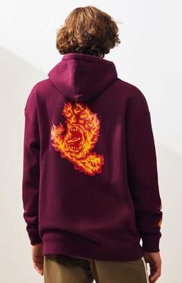 Santa Cruz Flame Hand Pullover Hoodie