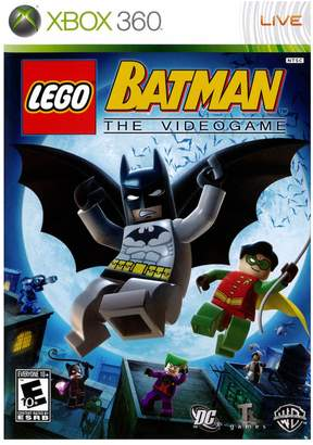 Justice Kohl's Xbox 360 LEGO Batman: The Video Game