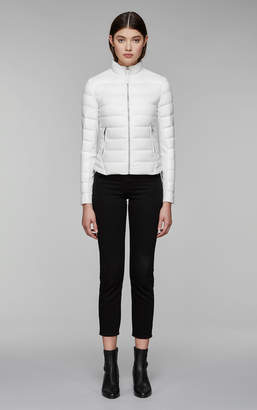 Mackage CINDEE Quilted lightweight down jacket with zippered pockets