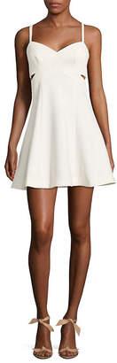 LIKELY V-Neck Dress