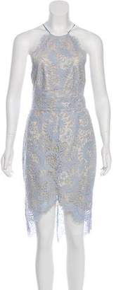 Lover Lace Halter Dress