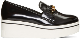 Stella McCartney Black Binx Loafers $500 thestylecure.com