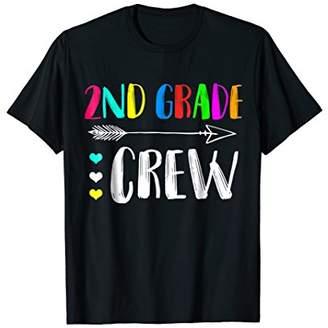 DAY Birger et Mikkelsen Third Grade Teacher T-Shirt First School 2nd Grade Crew