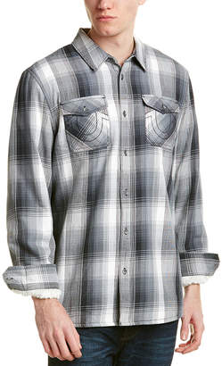 True Religion Lined Utility Shirt