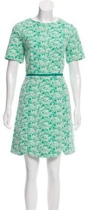 Draper James Jacquard Mini Dress