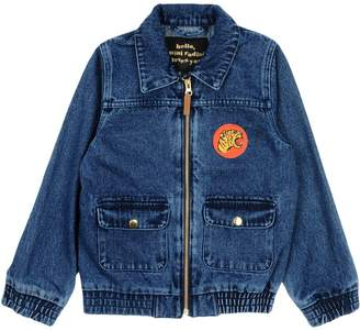 Mini Rodini Denim outerwear - Item 42664337OW