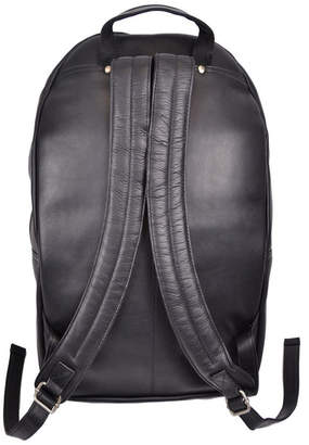 "Royce Leather Royce 15"" Laptop Backpack in Colombian Genuine Leather"