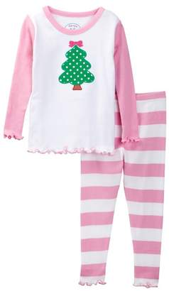 Sara's Prints Snug Fit Cotton Pajamas (Toddler, Little Girls, & Big Girls)