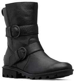 Sorel Phoenix Moto Leather Boots