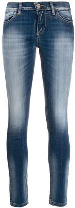 Frankie Morello low rise skinny jeans