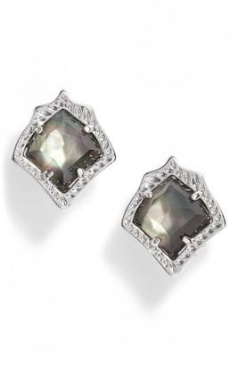 Women's Kendra Scott Kirstie Stud Earrings $50 thestylecure.com