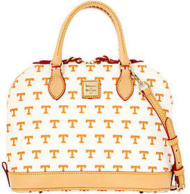 Dooney & Bourke NCAA University of TennesseeZip Zip Satchel - ONE COLOR - STYLE