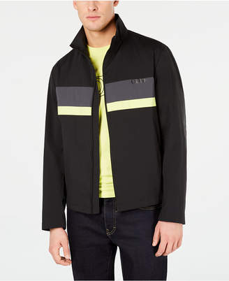 HUGO BOSS HUGO Men's Colorblocked Jacket