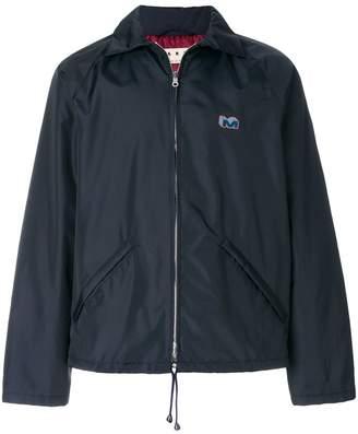 Marni M logo jacket