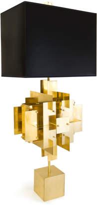 Jonathan Adler Puzzle Table Lamp