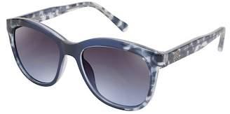 Vince Camuto Square Acetate Frame Sunglasses