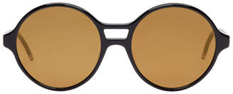 Thom Browne Navy TBS-409 Sunglasses