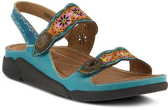 Spring Step L'Artiste by Louann Wedge Sandal - Women's