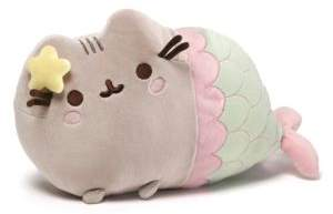 Gund Pusheen Star Mermaid Plush