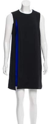 Alexander Wang Colorblock Mini Dress
