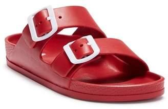 Mia Jasmin Dual Buckle Sandal