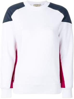 MAISON KITSUNÉ patch sweatshirt