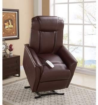Serta Comfort Lift Wilie Recliner: Enjoy the elegant design and feel the comfort