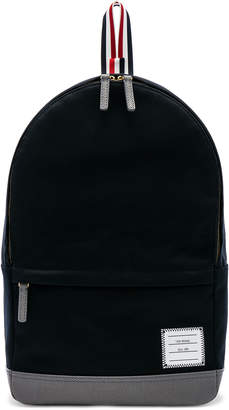 Thom Browne Backpack in Navy | FWRD
